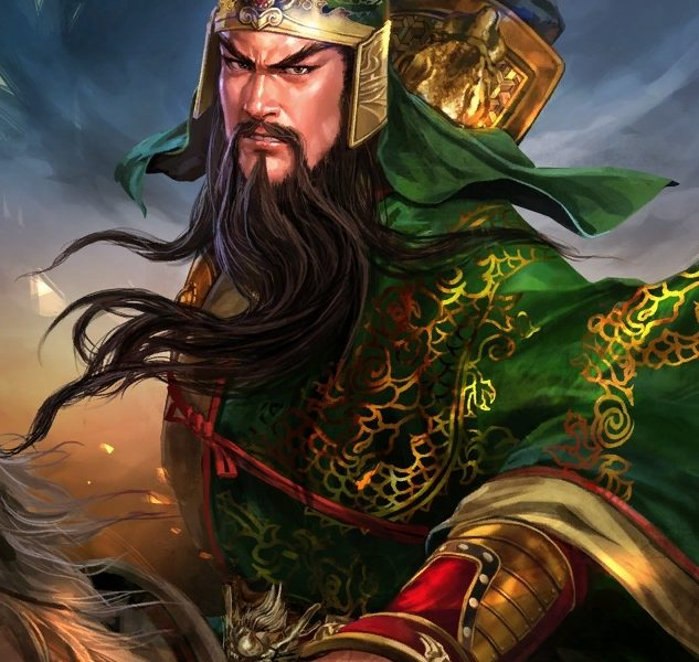 Guan Yu modern