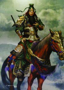 guan yu dynasty warriors 5