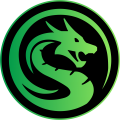 Logo Green Dragons