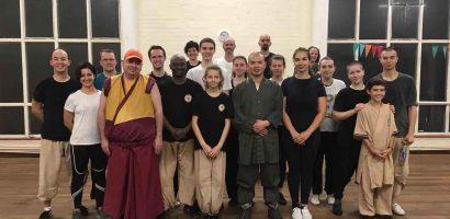 Shaolin Xiu Londen