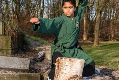Shaolin kids 1