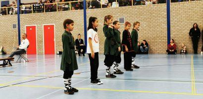 West Fries Open traditioneel Kungfu toernooii