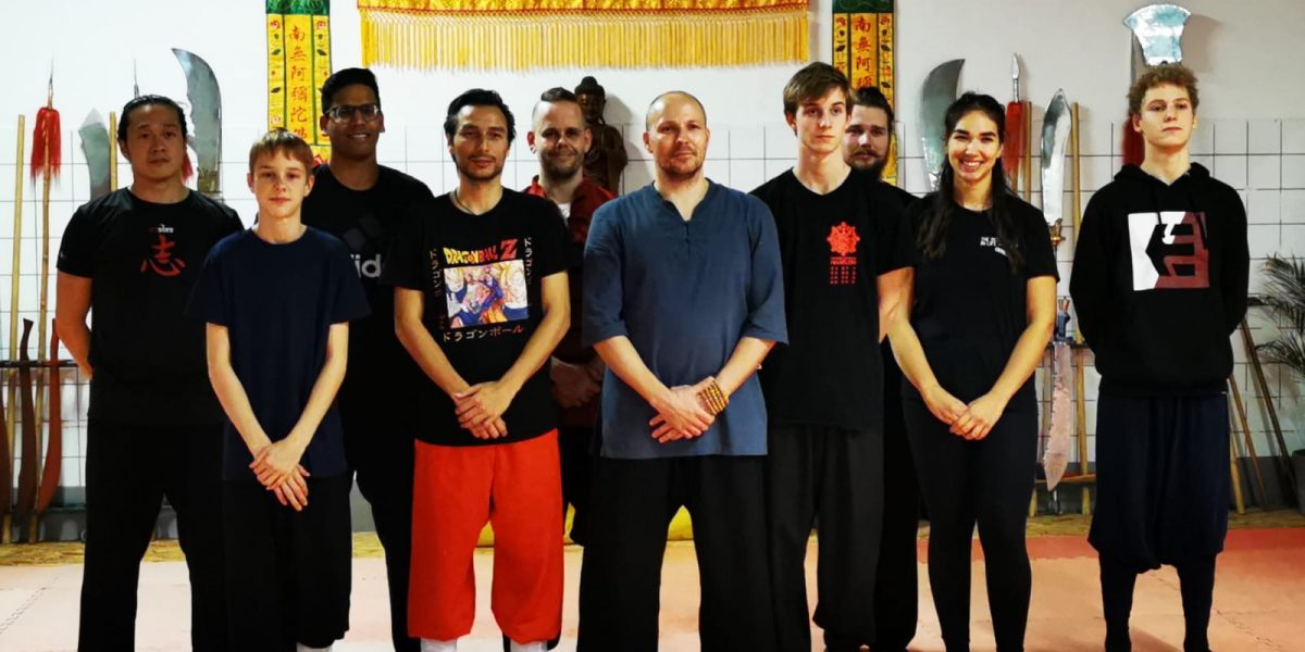 kung fu haarlem