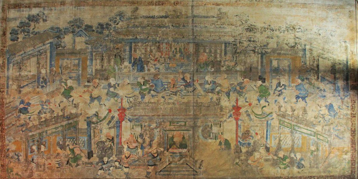 legende shaolin kung fu