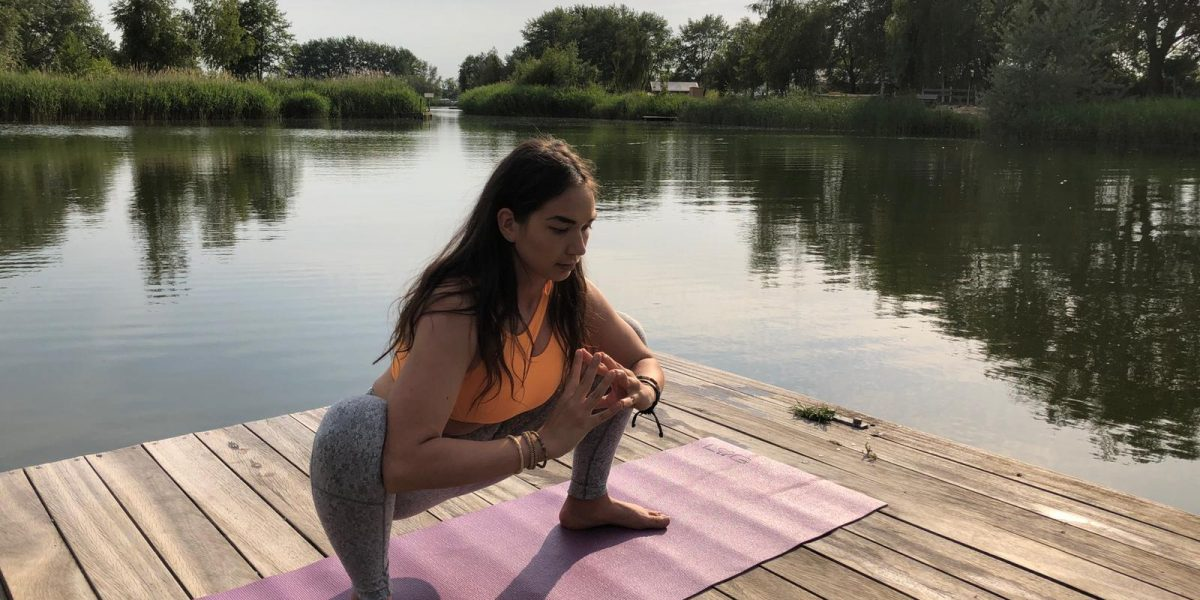 yoga acupressuur